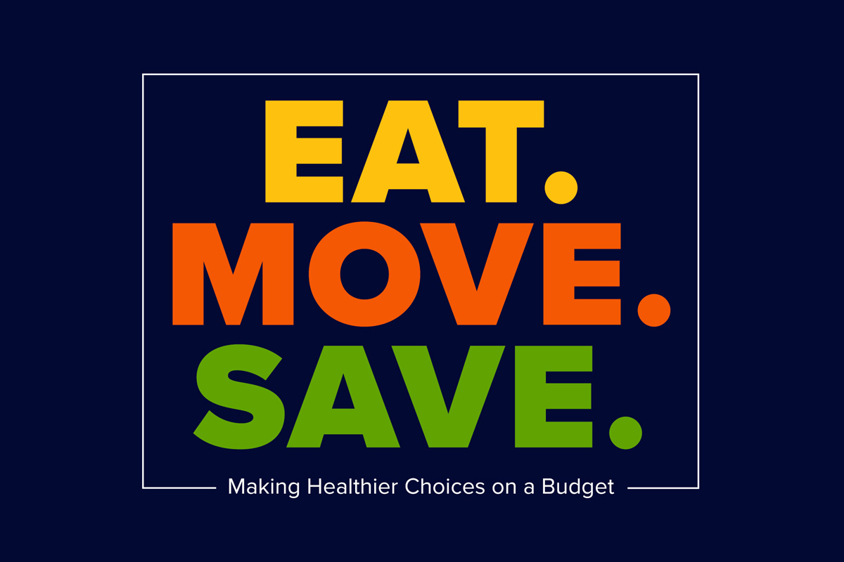 Eat Move Save program logo