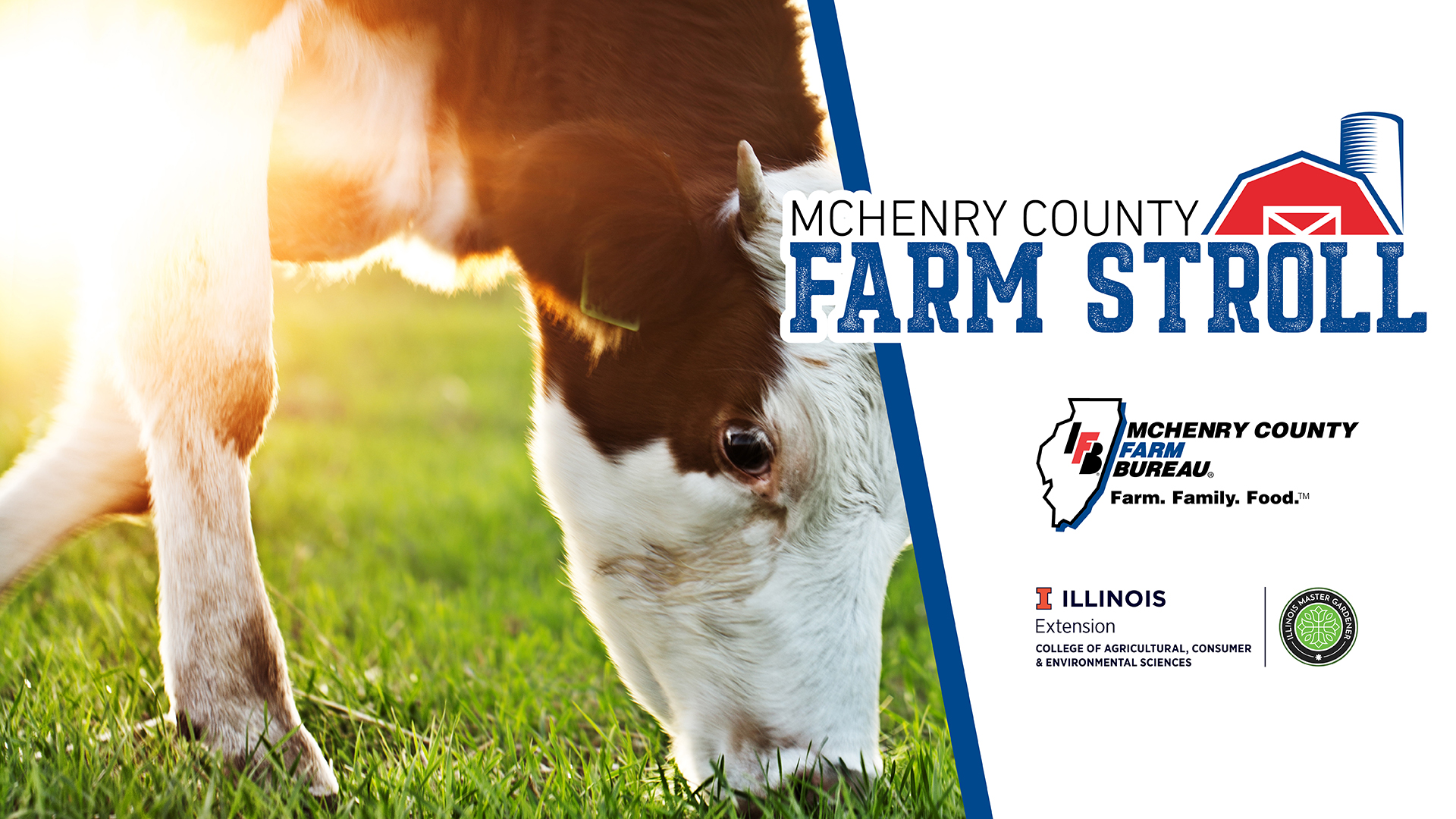McHenry Farm Stoll with cow and logos