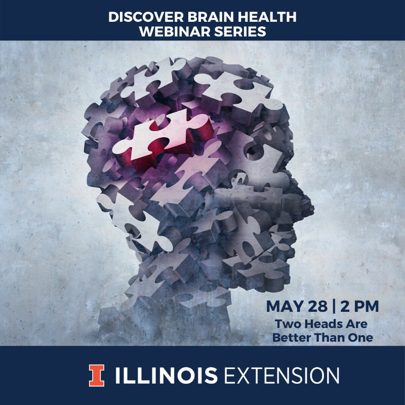 promotion for Discover Brain Health