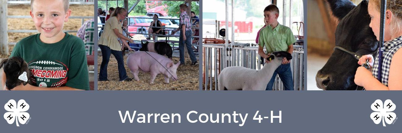 warren county 4-H youth