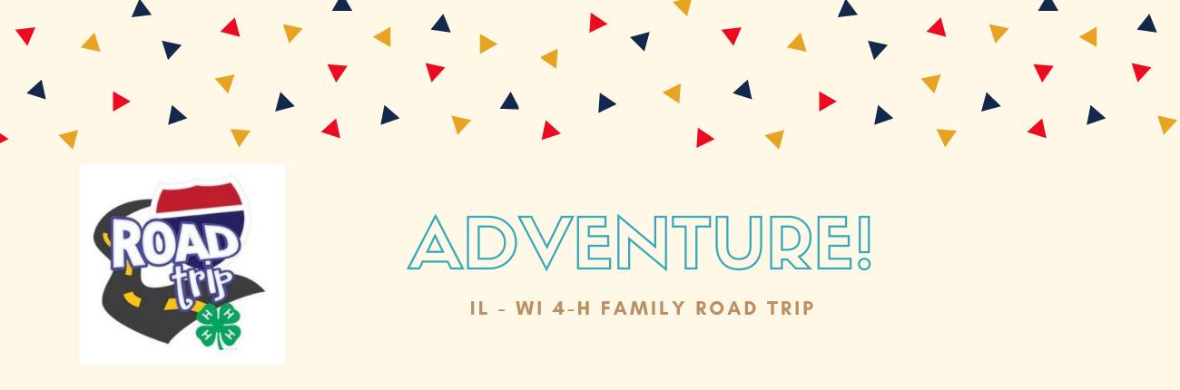 4-H Family Road Trip Adventure