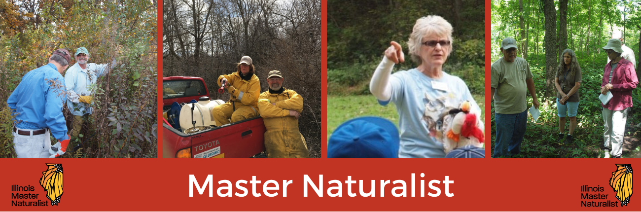 Master Naturalist photos