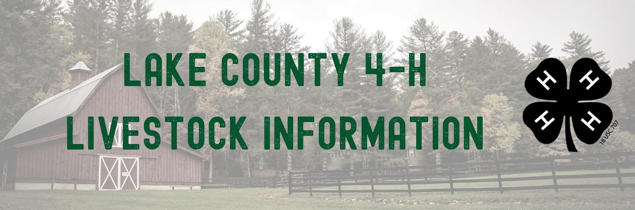 Livestock Information