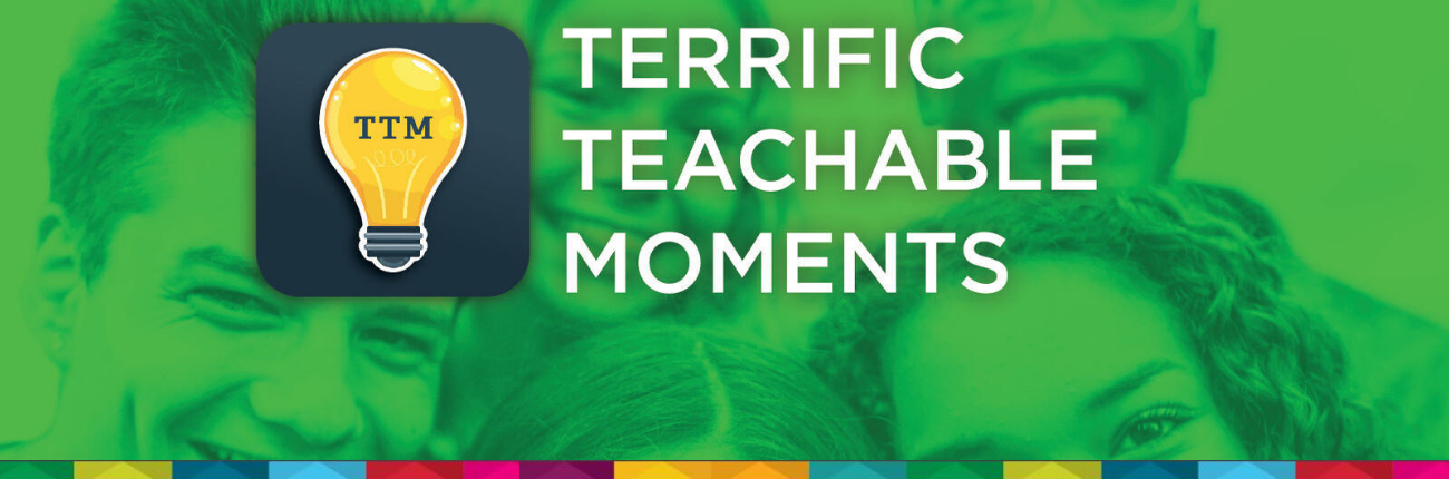 Terrific Teachable Moments