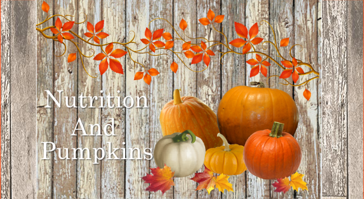 Nutrition and Pumpkins
