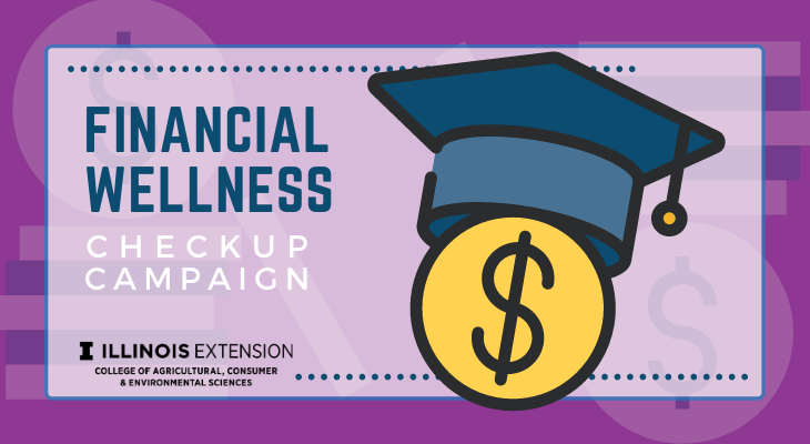 Financial Wellness Checkup Campaign Back-to-school planning