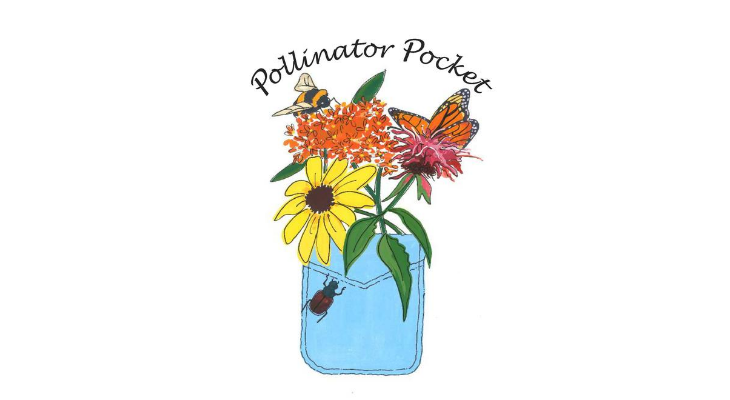 Submit your application today so you can proudly post a Pollinator Pockets sign in your garden.