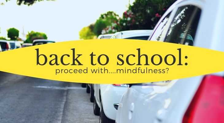 Back to School: Proceed with   Mindfulness?: University of