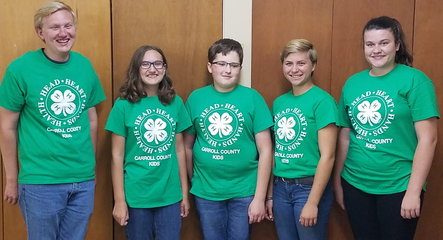 Two 4-H teams qualify for national competition