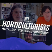 Live with Horticulturists