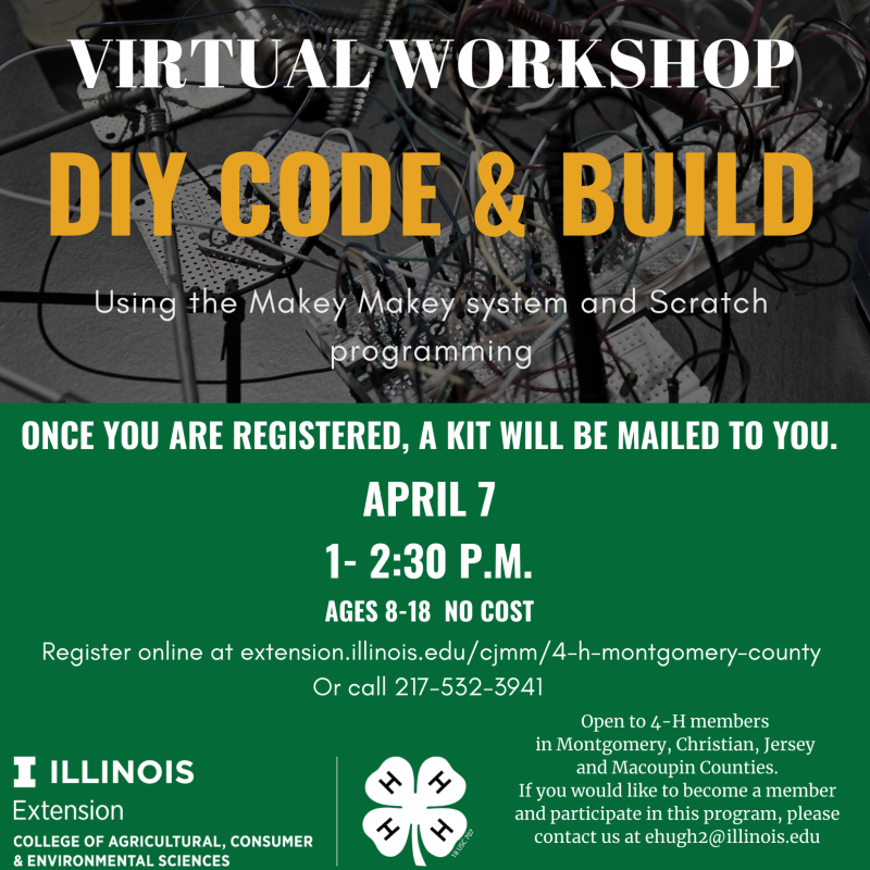Montgomery DIY Code & Build