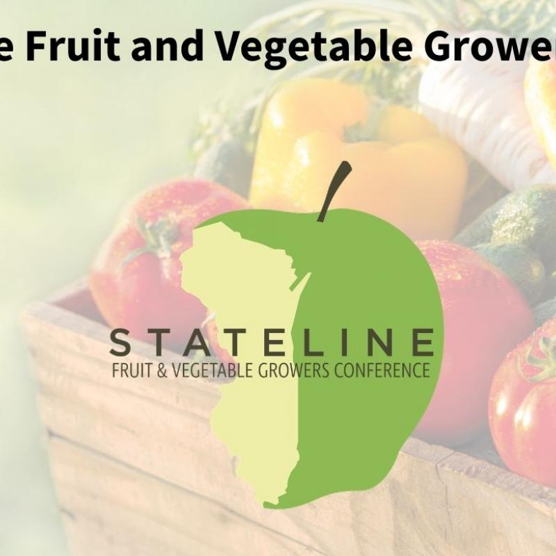 Stateline Fruit and Vegetable Conference logo
