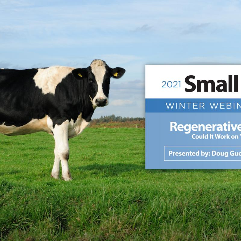 Regenerative Grazing - Could It Work on Your Farm?