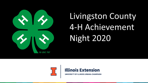 Livingston County Achievement Night